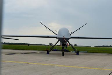 The United States could sell more of its armed Predator drones like this one after a decision by the Trump administration to loosen export restrictions