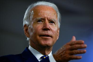 Democratic presidential candidate Joe Biden said he will pick a woman as his running mate