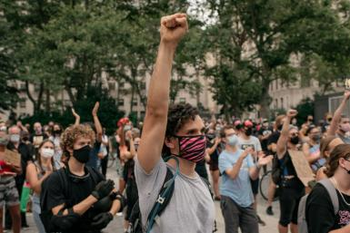 Portland, in the state of Oregon, has been rocked by anti-racism demonstrations