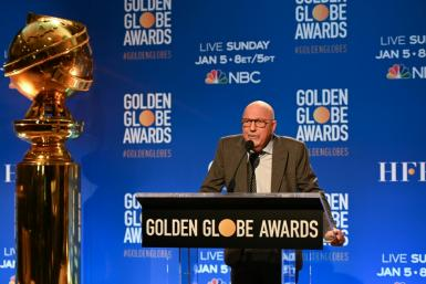 HFPA President Lorenzo Soria is named as a defendant in an antitrust lawsuit against the group which awards the Golden Globes each year