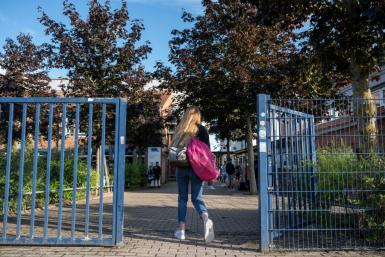 Mecklenburg-Western Pomerania is the first of Germany's 16 states to reopen schools
