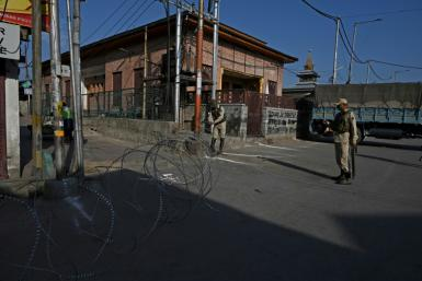 Authorities have imposed a curfew in Indian-administered Kashmir ahead of the one-year anniversity of the restive region being stripped of its autonomy