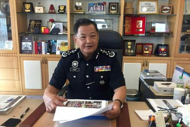Abdul Hamid Bador, Malaysia's inspector-general of police, has insisted that a probe into an Al Jazeera documentary is being conducted 'professionally'