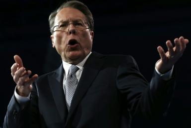 "New York State Attorney General Letitia James said Wayne LaPierre used the dues and donations of members for years as his ""personal piggy bank"""