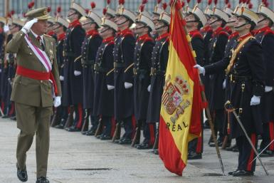 Spain's monarchy no longer commands the respect it once did since the abdication of Juan Carlos