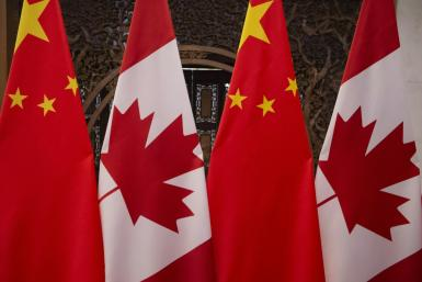 Ties have soured between China and Canada on a number of fronts