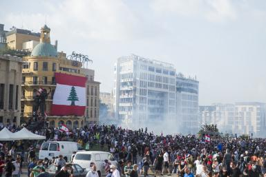 Beirut, Lebanon Protests