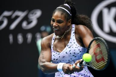 Serena Williams says she remains committed to playing in the US Open ahead of her return from a six-month layoff