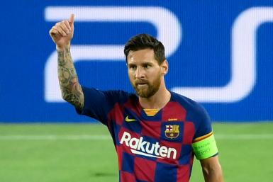 Lionel Messi is running out of time to win another Champions League with Barcelona, who will meet Bayern Munich in the quarter-finals in Lisbon