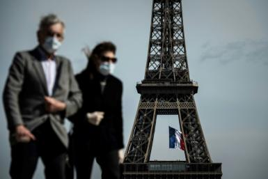 People in Paris aged 11 and over are now required to wear the masks in crowded areas and tourists hotspots