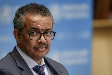 While Europe is bracing for a flare-up in virus cases, World Health Organization boss Tedros Adhanom Ghebreyesus said it was 'never too late to turn the outbreak around'
