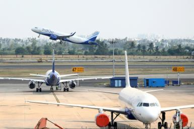 Indian carrier IndiGo has suffered record losses, reflecting the struggles facing airlines worldwide during the coronavirus pandemic