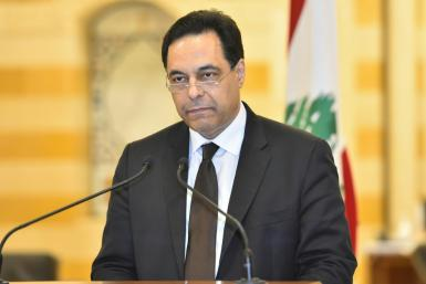 Prime Minister Hassan Diab on Monday announced his government's resignation amid popular outrage over the deadly Beirut port explosion