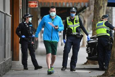 There are hopes that an outbreak centred on Melbourne has been contained