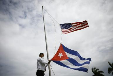 The United States is suspending private charter flights to Cuba
