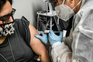 Washington said it would distribute any vaccine proven to be effective to all Americans for free