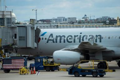 American Airlines said there is bipartisan support for more help for US carriers but it was tied up in the deadlocked negotiations over a new congressional aid package