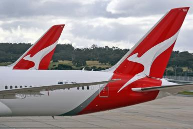 Like other airlines around the world, Qantas has been battered by restrictions introduced to contain the coronavirus