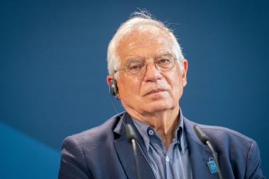 EU diplomatic chief Josep Borrell said the bloc is steadfast in its support for member states Greece and Cyprus over the eastern Mediterranean