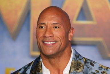 "Dwayne ""The Rock"" Johnson, the world's top-paid actor, urged his 196 million Instagram followers to wear masks and avoid ""politicizing"" the pandemic after revealing that he, his wife and two young daughters had picked up Covid-19"