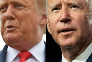 President Donald Trump and his Democratic White House rival Joe Biden will both visit the crash site of a plane hijacked on September 11, 2001 in the key election battleground of Pennsylvania