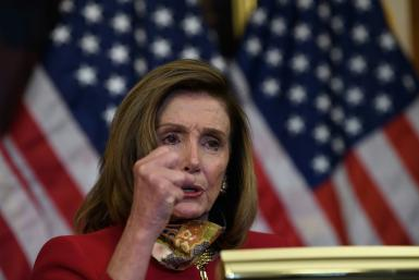 Democratic US House Speaker Nancy Pelosi said Republicans are unwilling to compromise to provide more aid to the hurting American economy