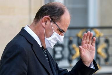 French Prime Minister Jean Castex warns of a rough winter for the pandemic.