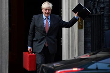 Prime Minister Boris Johnson said some 13 million people were already under local restrictions in northern and central England