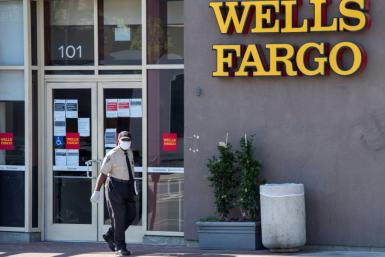 Comments by Wells Fargo's CEO were roundly slammed on Twitter