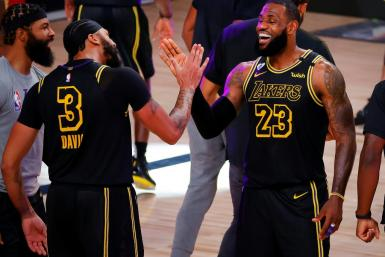 LeBron James' partnership with Anthony Davis propelled the Lakers back into the NBA Finals