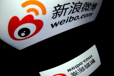 Sina is the parent of higely popular Chinese social media app Weibo