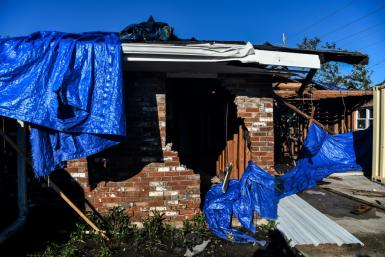 Louisiana bracing from yet another hurricane as residents pick up the pieces from Hurricanes Delta and Laura.