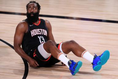 James Harden Houston Rockets