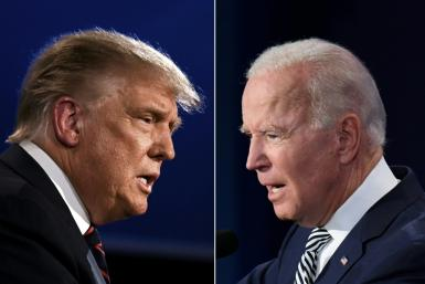 US President Donald Trump and Democratic nominee Joe Biden are to hold a final debate in Nashville, Tennessee
