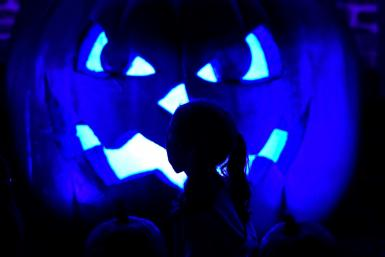 In Croton-on-Hudson, an hour north of New York, Halloween is bigger than Christmas