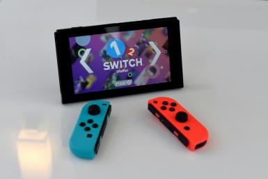 Nintendo's outstanding performance has been helped by the success of its Switch console