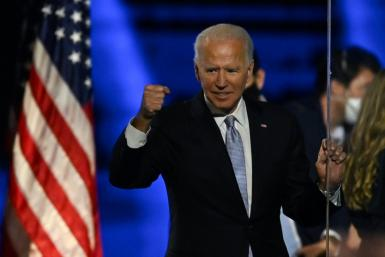Investors will now be looking to see Joe Biden's foreign and economic policy plans