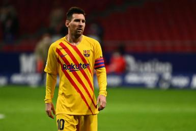 Lionel Messi is set to return for Barcelona against Osasuna after being rested in the Champions League
