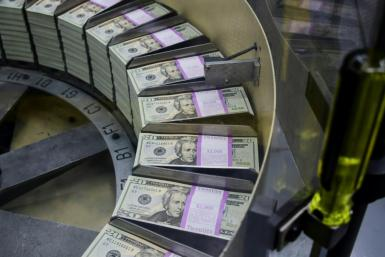 Central banks pumped huge amounts of money into the economy to avoid a meltdown