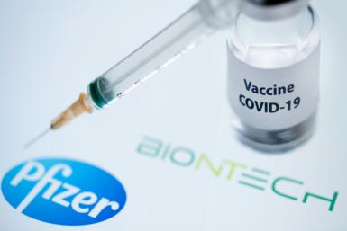 Europeans could begin receiving the Pfizer-BioNTech vaccine 'before the end of 2020', the companies said