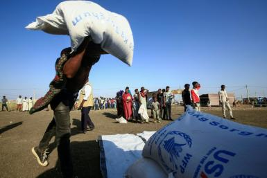 'The red lights are flashing and the alarm bells are ringing,' said the UN, which warned about the return of famines.