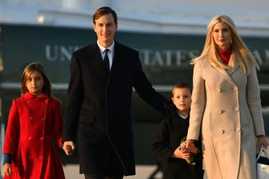 President Donald Trump is reportedly considering issuing a blanket pardon to son-in-law Jared Kusher and daughter Ivanka Trump -- and possibly even himself -- to fend off potential federal probes after he steps down on January 20.