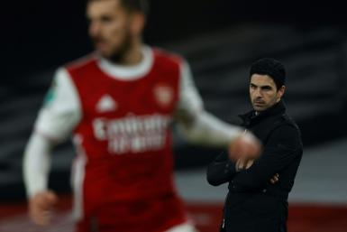 Mikel Arteta's Arsenal contract runs until 2023