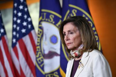 Democratic Speaker of the US House Nancy Pelosi, the only woman to serve in the post, has said she is confident she will be reelected for another term