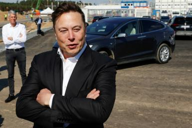 Tesla CEO Elon Musk is now the world's wealthiest person