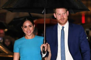 """Prince Harry and Meghan Markle were rejecting social media in both a personal and professional capacity as part of their new """"progressive role"""" in the US, the Sunday Times said"""
