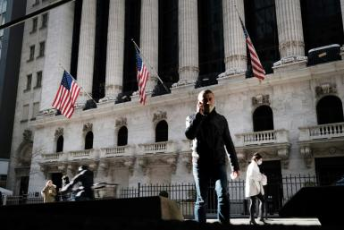 The New York Stock Exchange (NYSE) has seen retreats as Covid-19 cases spike and markets process the prospect of outgoing President Donald Trump facing impeachment for last week's attack on the Capitol by his followers