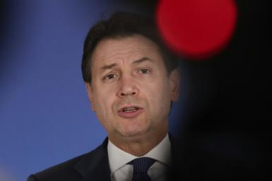 Previously a political unknown, Giuseppe Conte has headed two fractious coalition governments since 2018