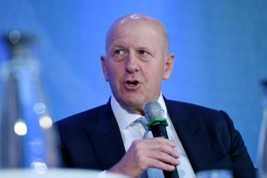 Goldman Sachs Chief Executive David Solomon led the investment bank as it reported strong earnings despite the upheaval of the coronavirus