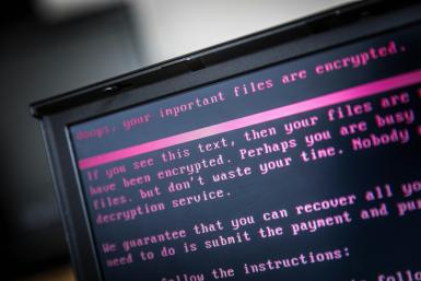 Ransomware showed no signs of easing in 2020 with some 2,000 organizations hit in the United States in government, education and health care, according to researchers